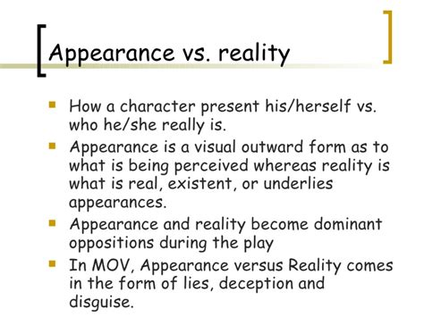 Appearance vs reality macbeth thesis jpg 728x546